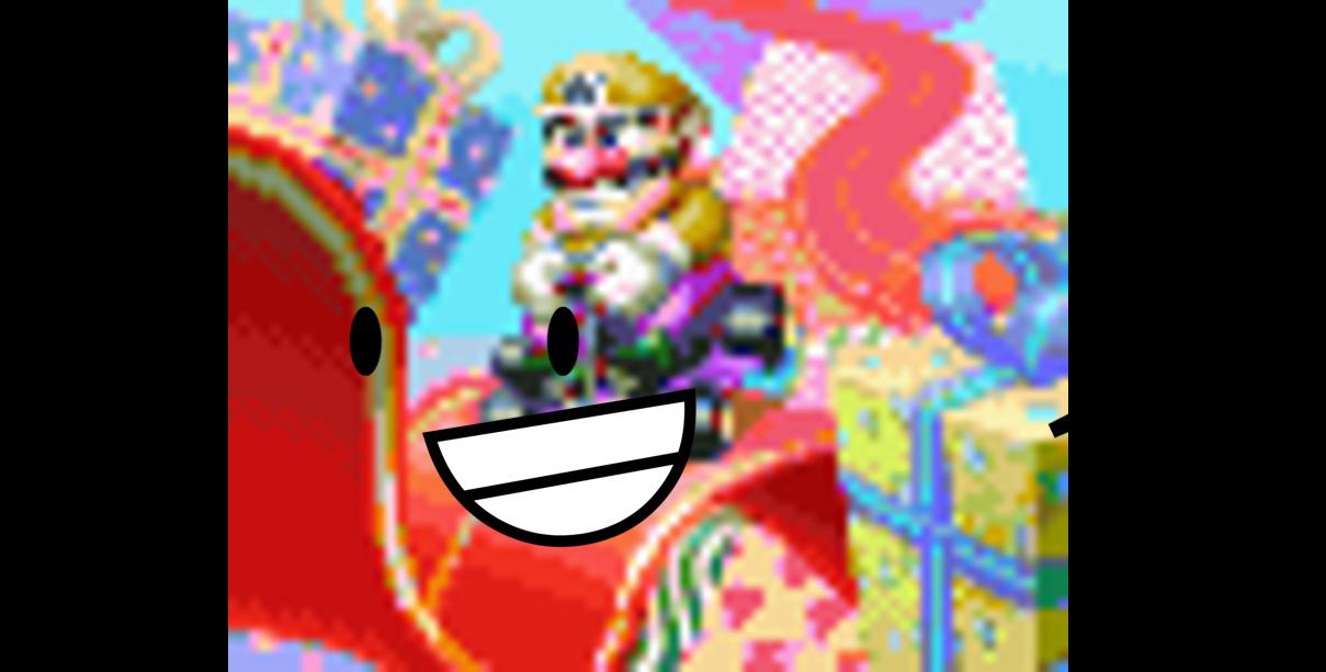 Mario Kart Screenshotty