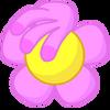 Flower Head (Pink bird version)