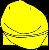 Yellow Face the Superhero