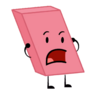 Eraser surprised