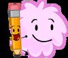 Puffball Pencil D