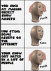 Never steal object show assets