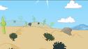 The Desert - Cactus Canyon