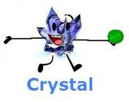 Crystal's New Pose