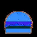 129Shiny Regular Cheeseburger