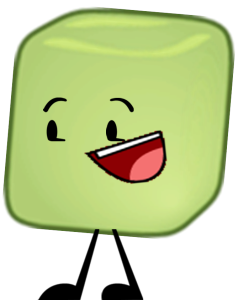 Lime Cube