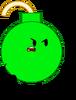 Slime Bomb (Pose)
