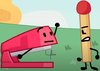 Match and Stapy (BFB 30)