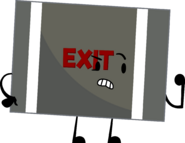 New Exit Sign Idle