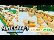 Minecraft LittleBigPlanet Mash-up Pack - Chicken Mobs
