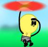 Lightbulb's HeliFan