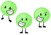 Peas (Object Players pose)