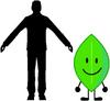 Leafy Size Comparison