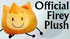 The Official Firey Plush IS ON SALE!