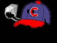 Baseball Cap With Chaos Emerald