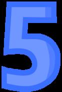 Five's body