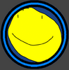 Yellow Face's LEGO Icon