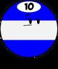 Ten Ball (Pose)