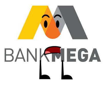 Bank Mega Logo