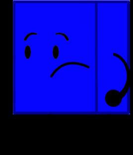 Blue Blocky