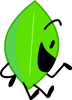 Leafy - talking to td (BFB 21)