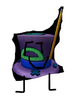 Mathmagical Tophat that i had to erase the black background of