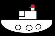Snowflake's Boat