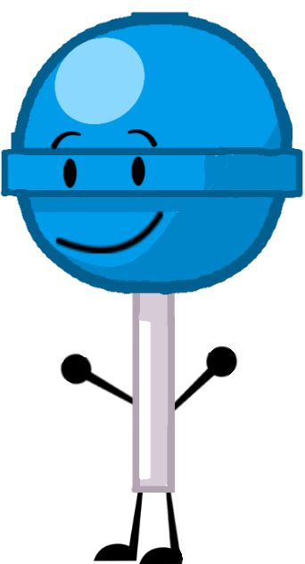 Blueberry lollipop (BMO)