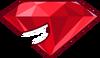 Ruby teeth