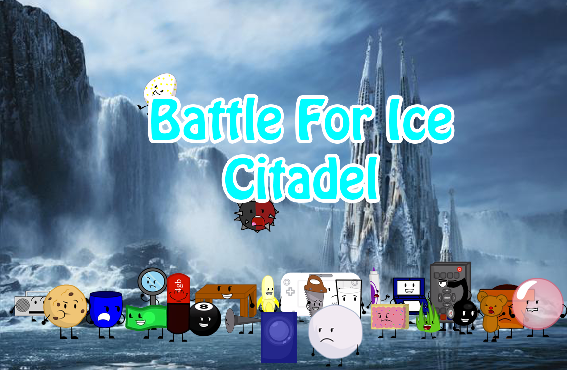 Battle For Ice Citadel