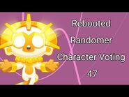 Rebooted Randomer Character Voting 47
