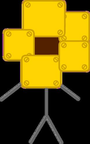 Robot (Sunflower)