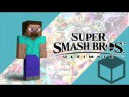 Double Time - Minecraft- Battle & Tumble -NEW REMIX- - Super Smash Bros