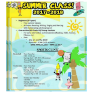 Summer Camp Poster Late 2018 Body