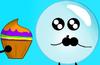 Bubble and Yoyle Cupcake