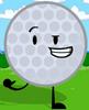 Golf Ball's Pose