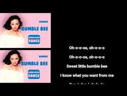BUMBLE BEE - BAMBEE ( INSTRUMENTAL ) - WITH LYRICS -