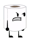 Toilet Paper Object Bash