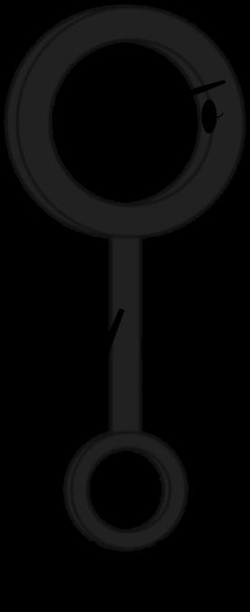 Black Bubble Wand