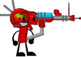 Ray Gun (New Pose 2)