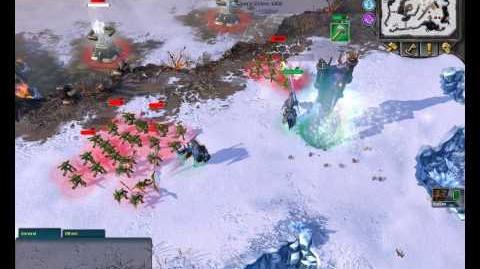 BattleForge PVP Aliyon vs