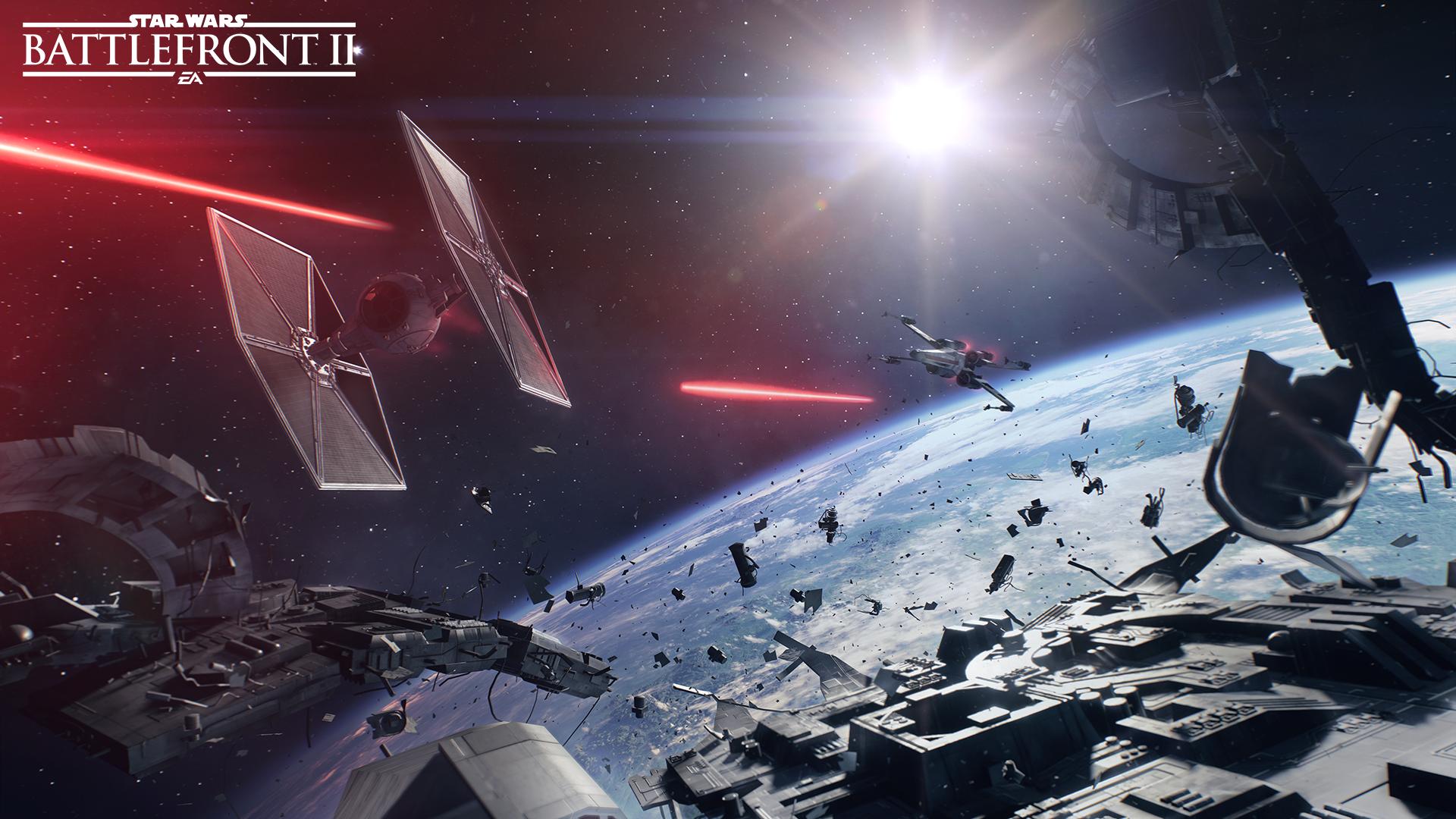 Endor: Death Star Debris