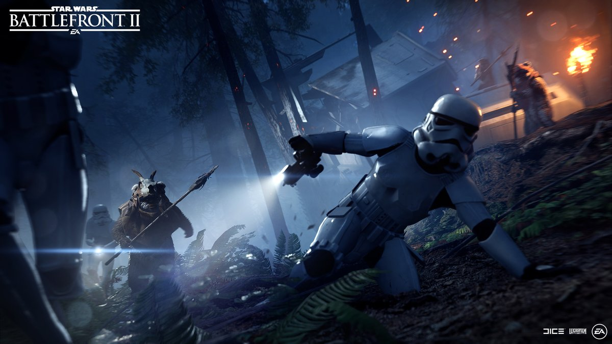Another Night on Endor Update