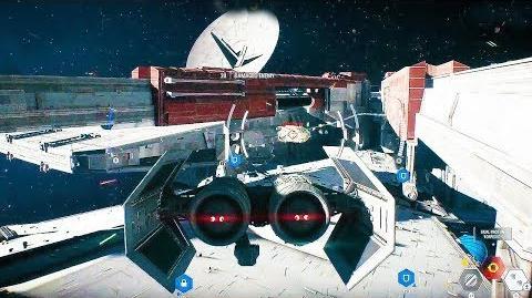 STAR WARS BATTLEFRONT 2 Starfighter Assault Gameplay (Gamescom 2017)