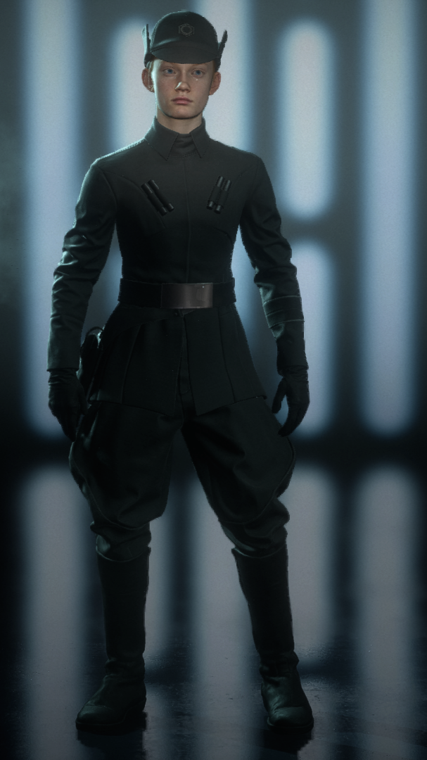 Human First Order 01
