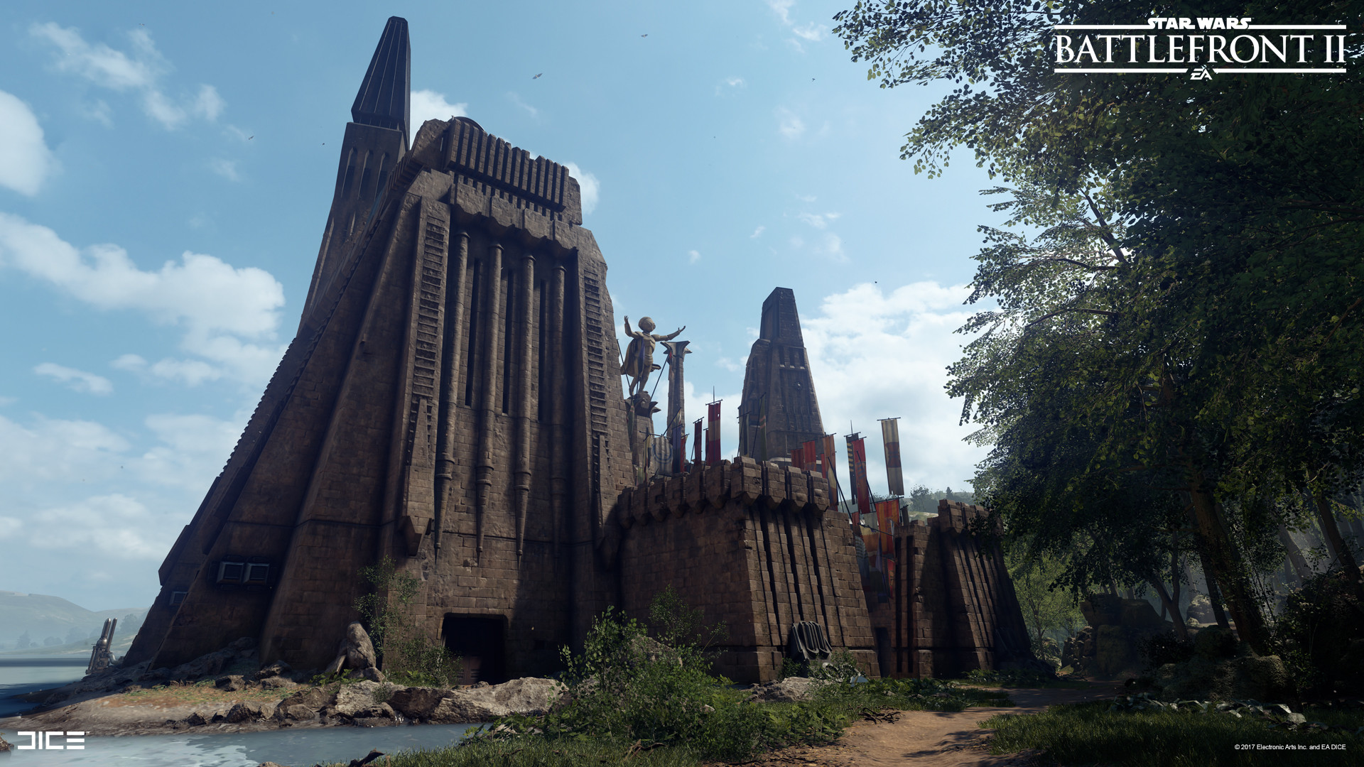Takodana: Maz's Castle