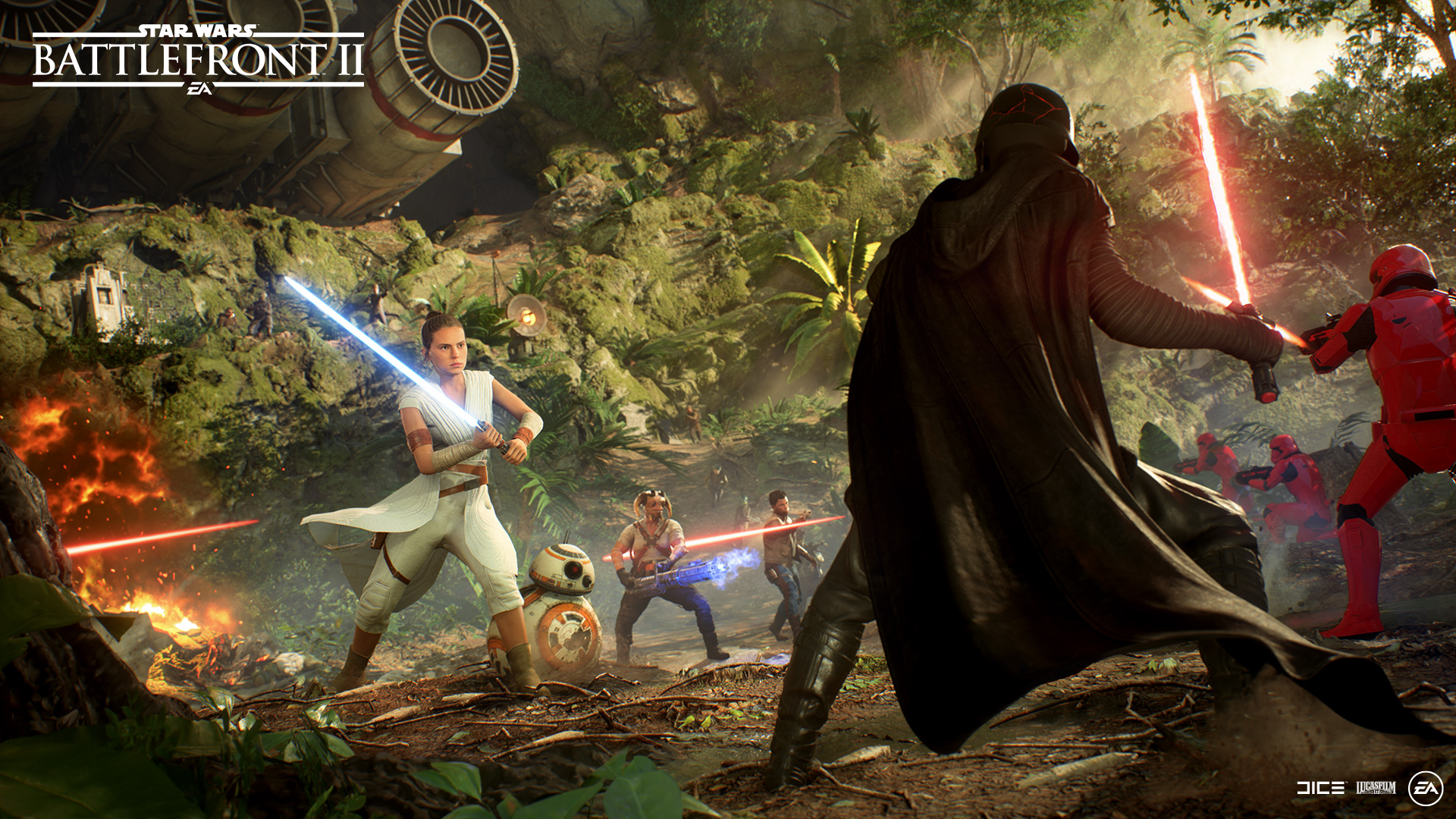 The Rise Of Skywalker Update Star Wars Battlefront Wiki Fandom