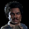 SWBFII Lando Calrissian Icon