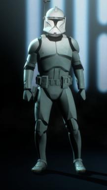 Clone Officer