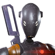 SWBFII BX Commando Droid Icon